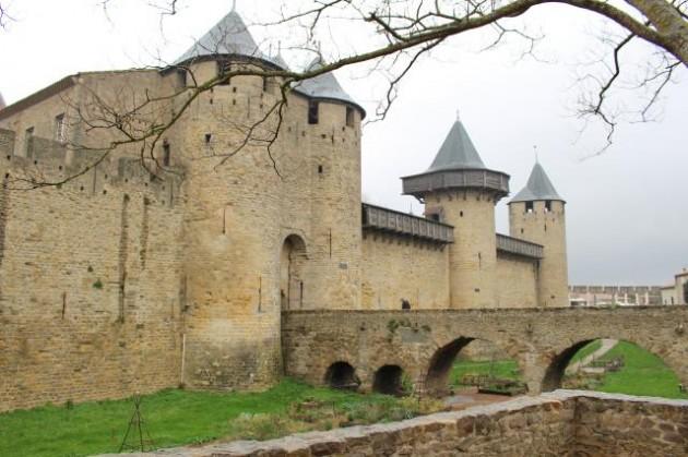 カルカッソンヌの要塞
