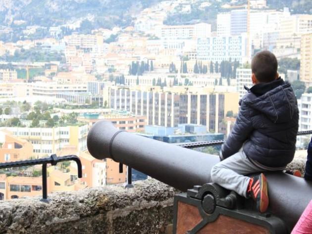 モナコの街並み3
