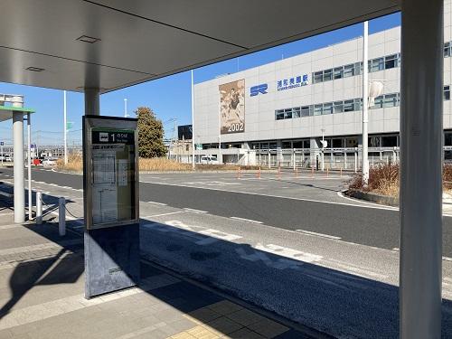浦和美園バス乗り場1