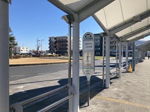 浦和美園バス乗り場3