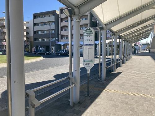浦和美園東口バス乗り場1