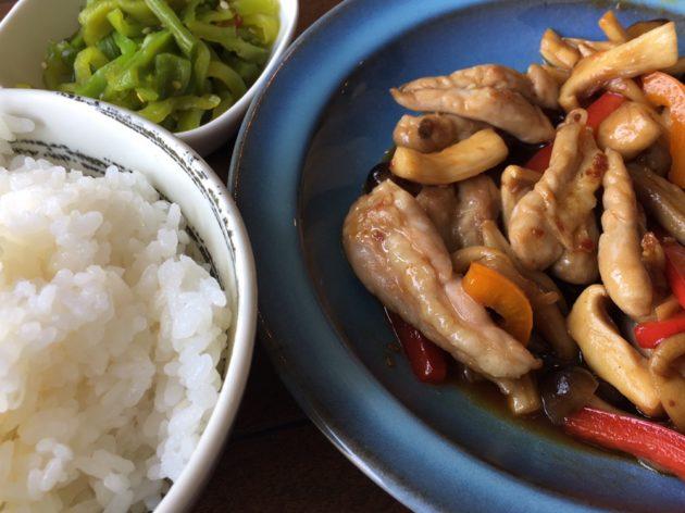 waraku浦和美園の料理2