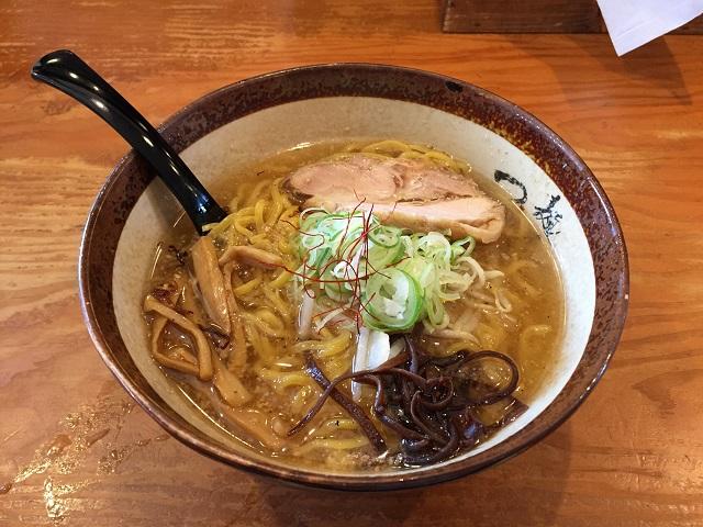 富山麺屋つくし