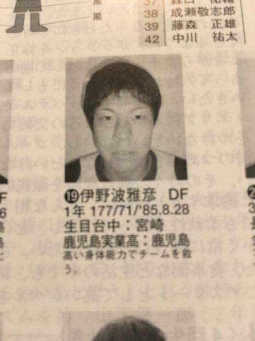 伊野波 雅彦 阪南大学