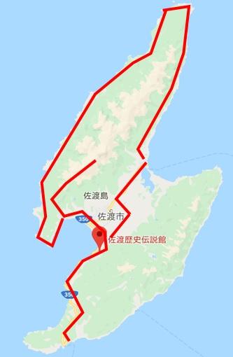 佐渡島ツーリング⑦