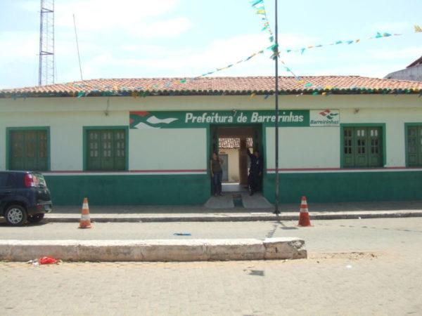 Barreirinhasの市役所