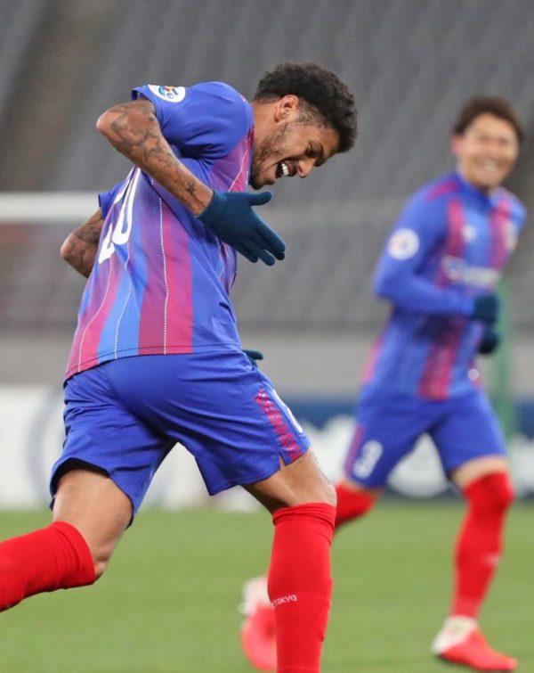 FC東京 レアンドロ