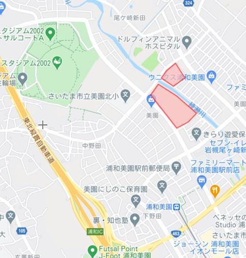 順天堂大学病院建設予定地